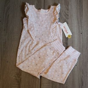 **5 for $15** NEW Bunny Body Suit for Baby Girl